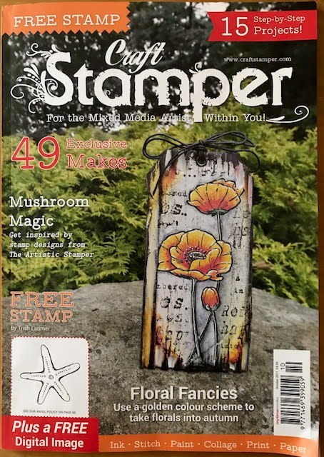 Published in Craft Stamper Magazine