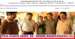 iit-bhilai-recruitment-2016