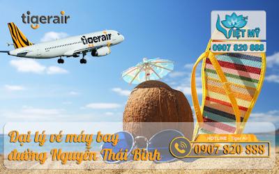 Đại lý vé máy bay đường Nguyễn Thái Bình