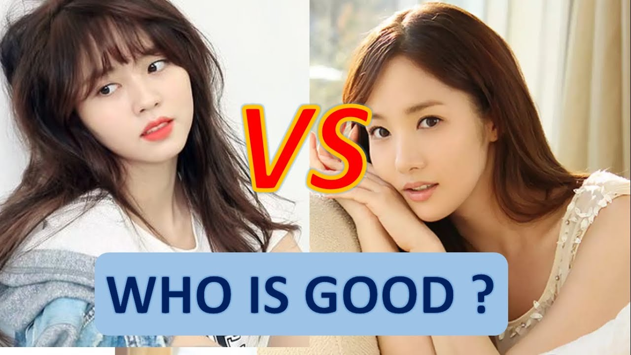 PARK MIN YOUNG VS KIM SO HYUN