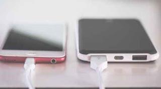 kabel charging baterai android