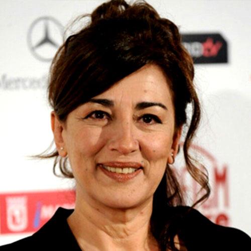 Actriz Isabel Ordaz