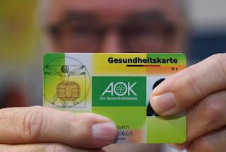 التأمين الصحي في ألمانيا