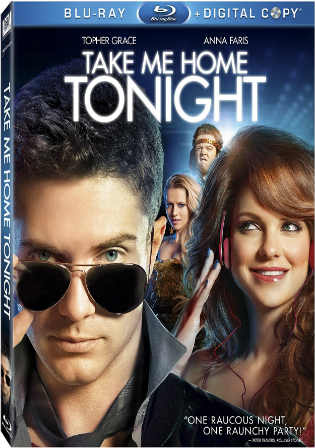 Take Me Home Tonight 2011 BluRay 300MB Hindi Dual Audio 480p Watch Online Full Movie Download bolly4u