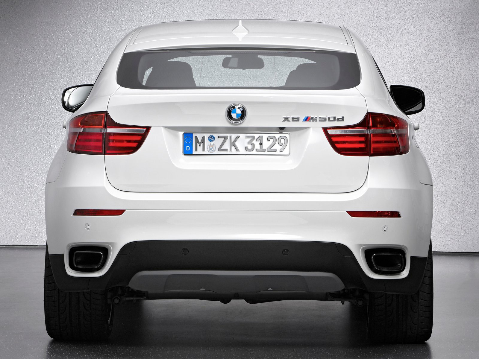 2013 Bmw X6 M50d Car Insurance Information