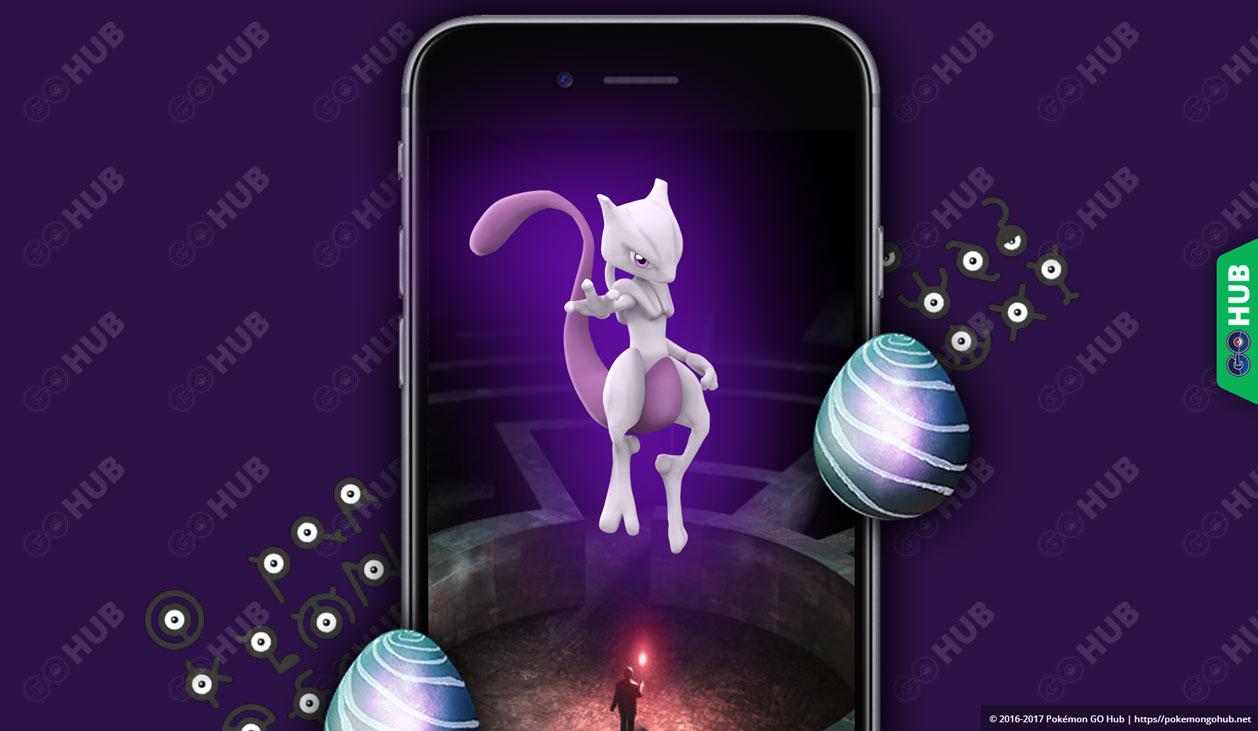 Se desvelan los legendarios que aparecen en los raid de Pokémon GO, ¡huevos legendarios u oscuros!