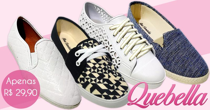 Calçados femininos baratos online!