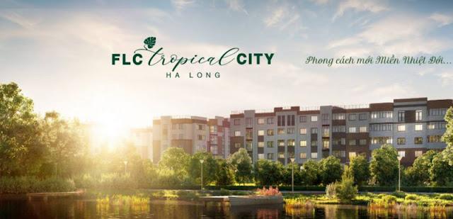 Hình ảnh Phối cảnh dự án FLC TROPICAL CITY HẠ LONG