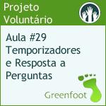 GreenFootBR - Vídeo #29 - Temporizadores e Respostas a Perguntas