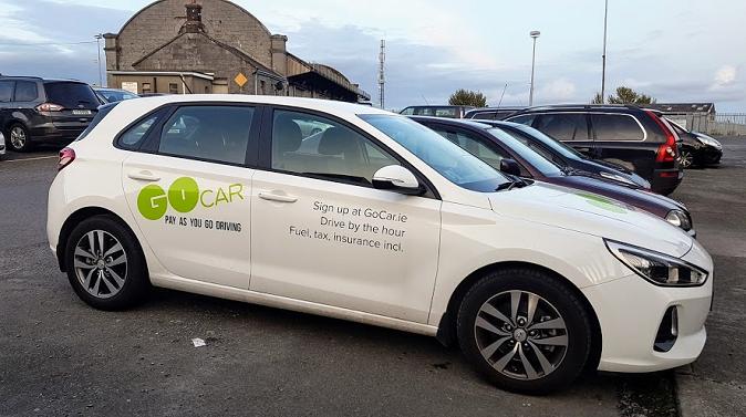 Car Rental Galway City