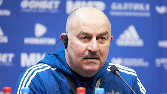 Stanislav Cherchesov - Rusia termasuk dalam pelatih dengan gaji terbesar