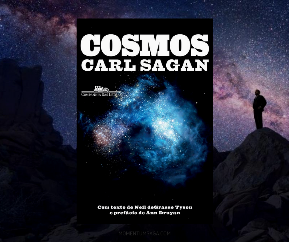 Resenha: Cosmos, de Carl Sagan