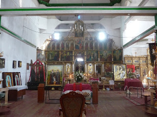 Новомосковск. Свято-Троицкий собор. 1778 г.