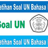 Latihan Soal UN Bahasa Indonesia SD/MI 2020