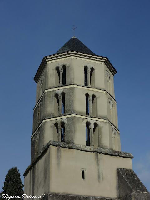 Eglise Saint Jean Verdalle Tarn