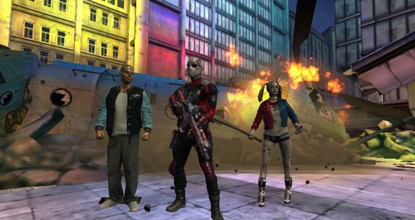 Download Suicide Squad : Special OPS v1.1.3 MOD APK + OBB DATA