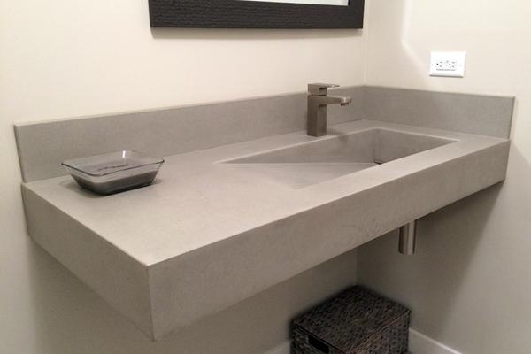 Sinki Konkrit Yang Semakin Diminati Ramai Kemodenan