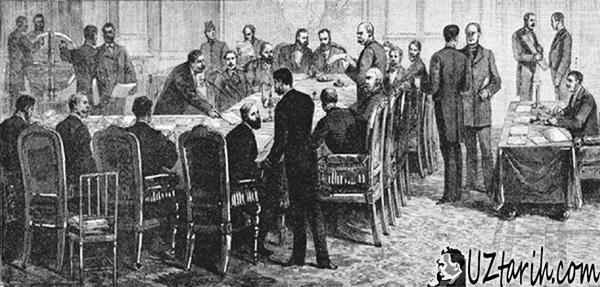 berlin conference, berlin konferansı