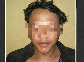Aryanto Tsk Narkoba ditangkap Polisi
