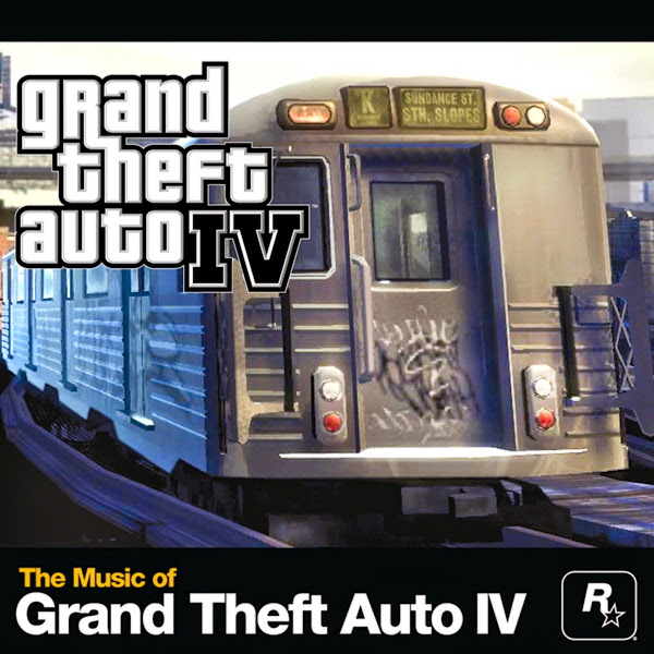 Various Artists - The Music of Grand Theft Auto IV Cover