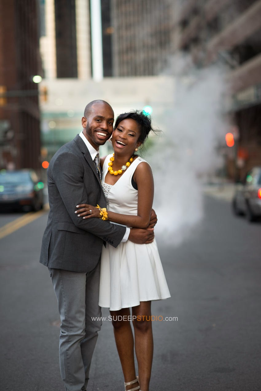 Detroit Engagement Session SudeepStudio.com