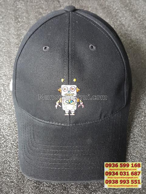 In nón kết quảng cáo thương hiệu, in nón kết giá rẻ