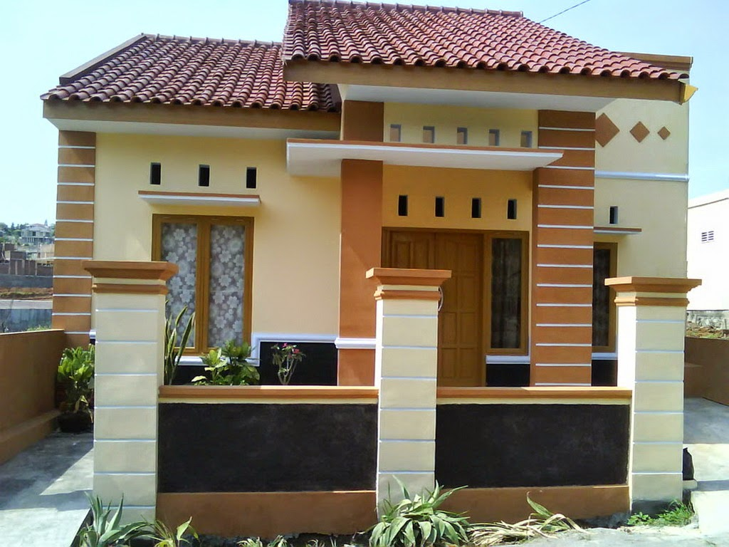 190 Warna Cat Untuk Rumah Desa Dekhom