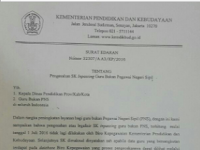 Cara Cek SK Inpassing Guru Terbaru Semua Provinsi