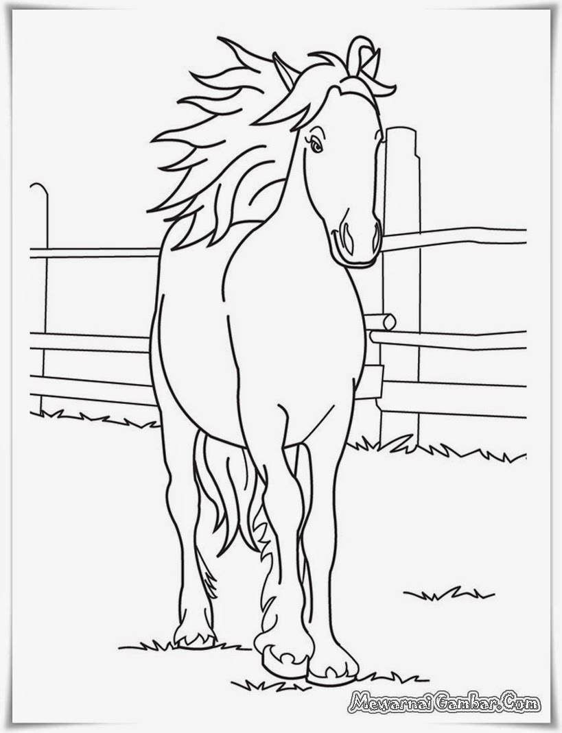 Download Free Printable Kids Coloring Pages