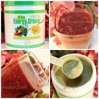 All Day Energy Greens Dietary Supplement Drink