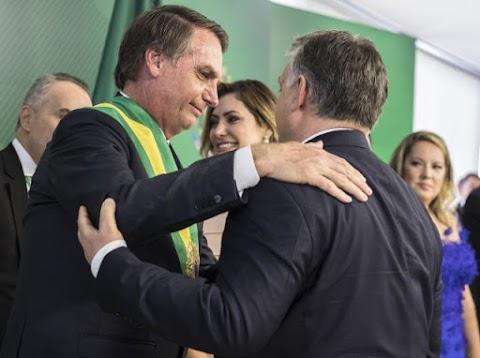 Az új brazil elnök elfogadta a Orbán Viktor meghívását és mielőbb Magyarországra látogat