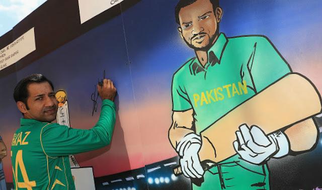 Independence Cup, Pakistan vs World XI
