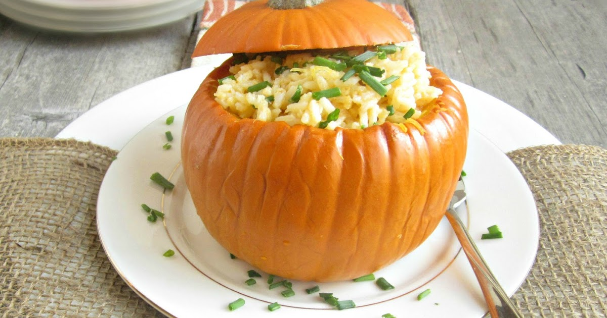 Hungry Couple: Pumpkin Risotto