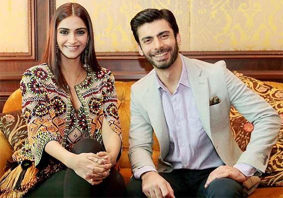 Sonam Kapoor romances Fawad Khan in Pak advertisement