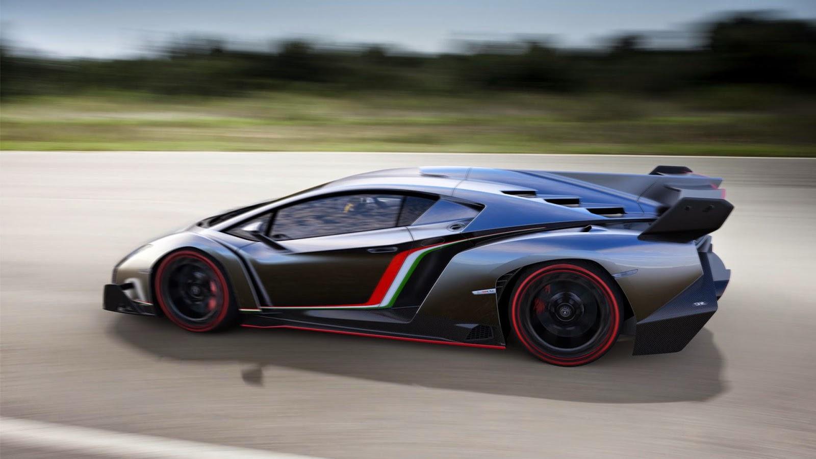 Lamborghini Sesto Elemento Wallpaper Hd Lamborghini Veneno Running In High Speed Lamborghini