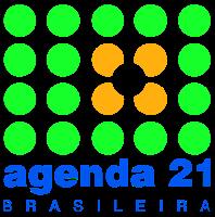 Logo Agenda 21 Objetivos para o Desenvolvimento Sustentável.