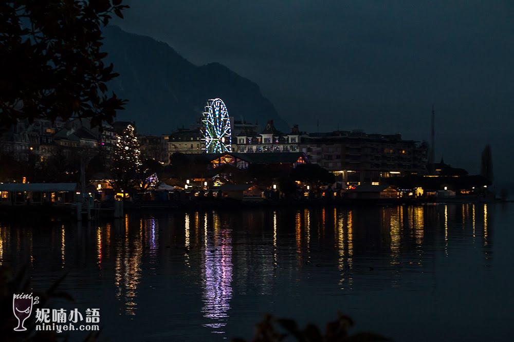 【蒙特勒住宿推薦】伊甸園宮奧拉克酒店 Hotel Eden Palace Au Lac。瑞士百年酒店