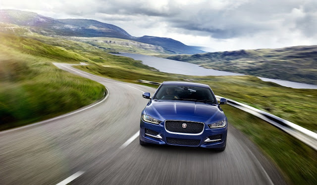 2016 Jaguar XE India
