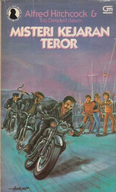 Trio Detektif 39- Misteri Kejaran Teror