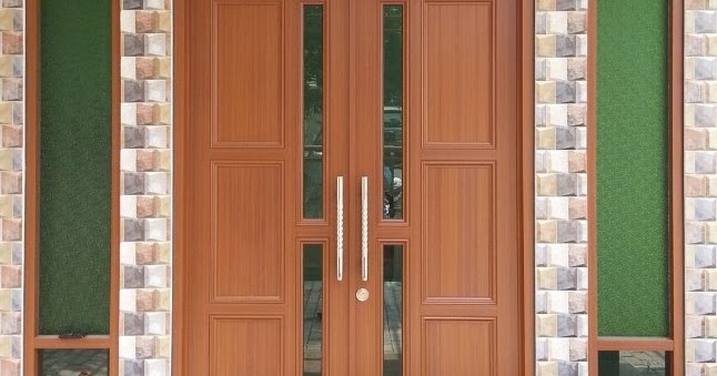 Info Penting Model Pintu Kupu Tarung Minimalis Terbaru