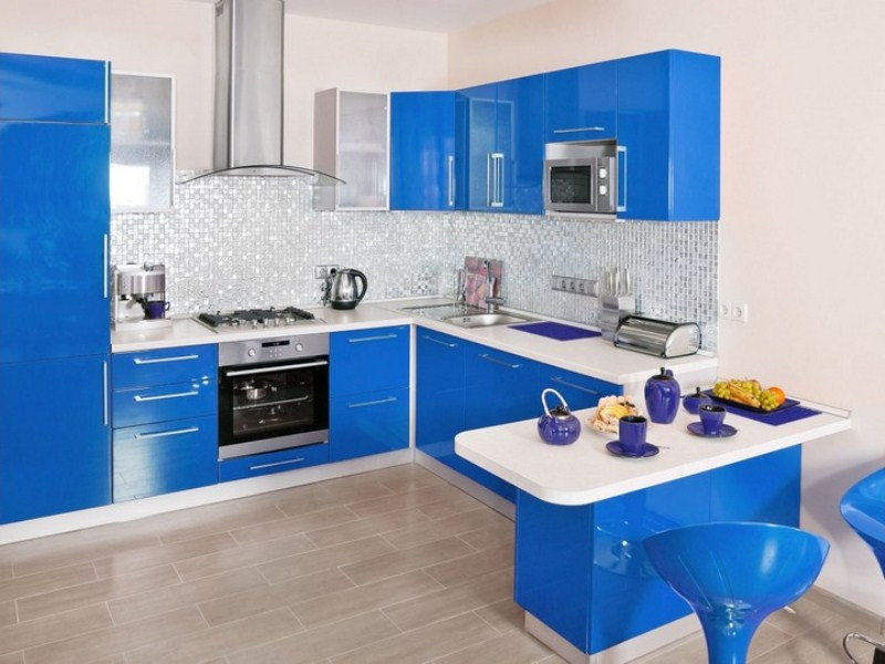 48 Gorgeous Kitchen Cabinet Color Trends To Watch In 48 Cool Modern Kitchen Cabinet Colors