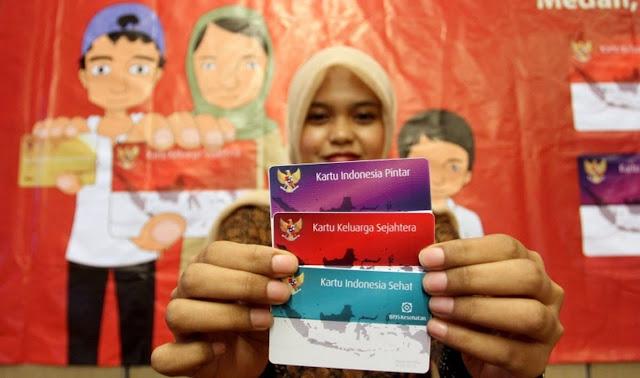 3 Kartu Sakti Jokowi