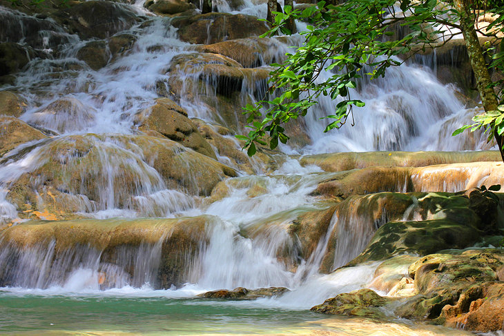 Mystic Falls Wallpaper Tourist Attractions In Jamaica Most Beautiful Places In