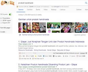 Menemukan Produk Handmade di Qlapa.com
