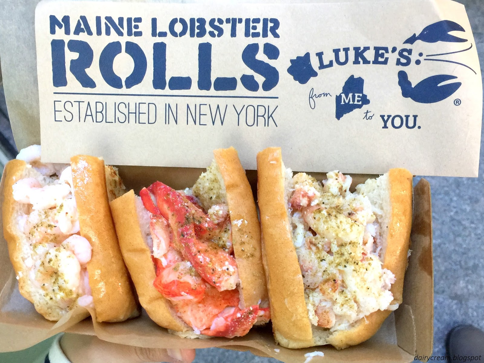 Lobster Roll Food Truck Dc