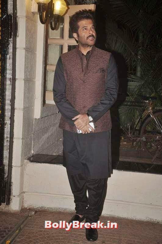 Anil Kapoor,  Ekta Kapoor's Diwali Bash Photos