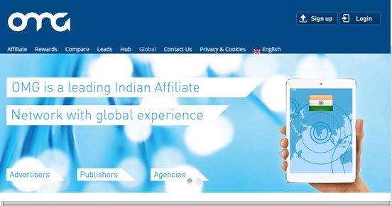 top 10 best affiliate networks and programs for india Top 10 Best Affiliate Networks and Programs for India 2017 5