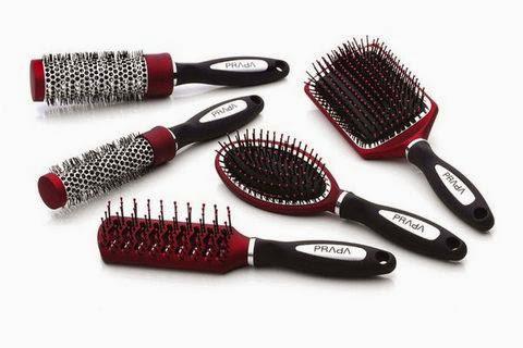 Tipos de escovas para cabelos- dicas e fotos