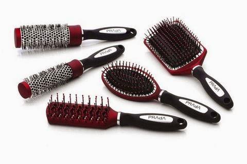 Cabelos saudáveis: Saiba qual o tipo de escova mais adequado para cada tipo de cabelo!