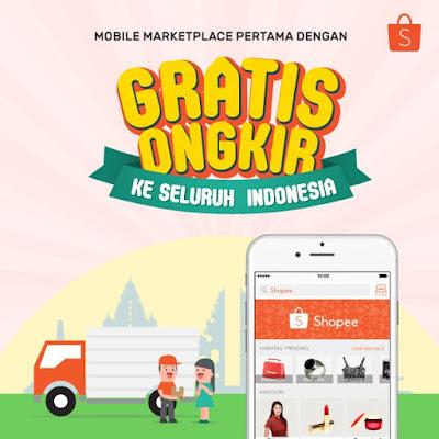 Promo Gratis Ongkir Seluruh Indonesia
